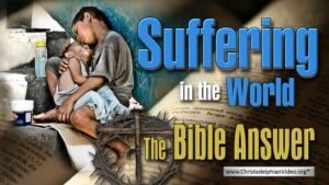 What the Bible says about Suffering!