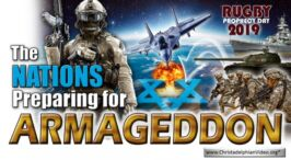 The Nations Preparing For Armageddon! Are you?