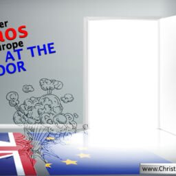 The Utter Chaos in Europe: It's 1Min to Midnight!!! The signs show Christ at the Door!