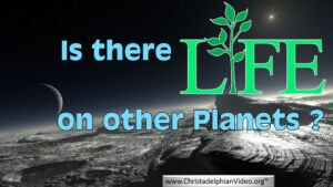 Is there life on other planets? -Professor Rae Earnshaw