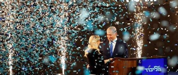 Bibi Re-elected Vowing to Annex Jewish Areas of the West Bank