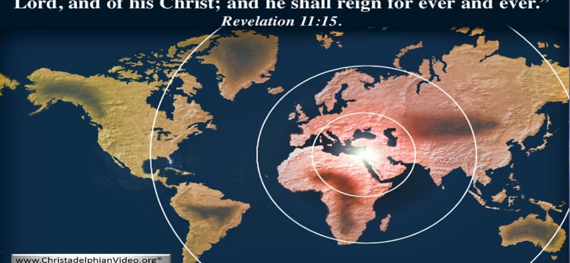 God's Control of the Nations now proved by HIstory.