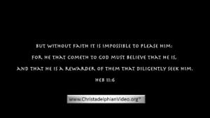 The Challenge of Faith - Are you upto it?