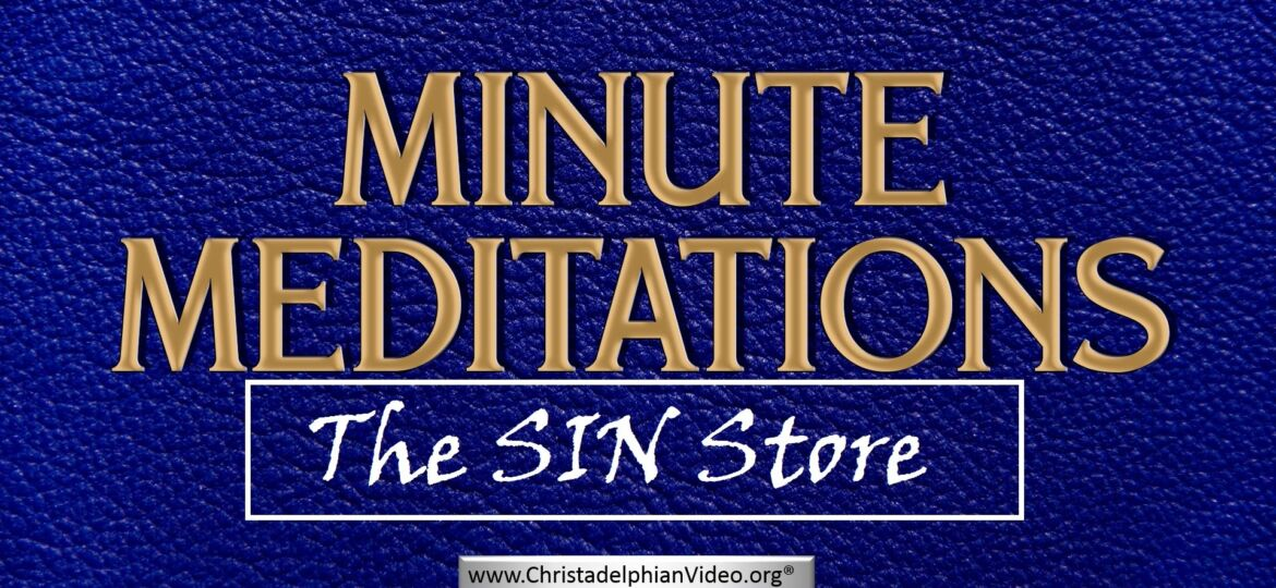 the sin store