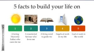 5 Facts to build your life on.