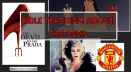 Bible Teaching About the Devil / Satan