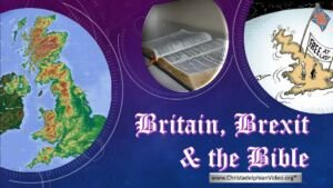 Britain, Brexit and the Bible