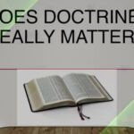 Does Doctrine Really Matter?