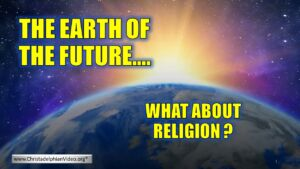 Earth of the future: Which Religion will be King?