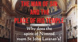 The Man of Sin and the Place of his Temple
