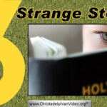 Three Strange Stories – Bro Roger Lewis
