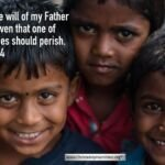"Thought for July 17th. ""IT IS NOT THE WILL OF MY FATHER … """