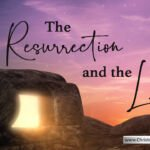 Risen with him: 'From our Baptism to the Resurrection'.
