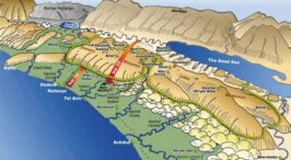 """The mountains of Israel"""". Where and why is it important?"""
