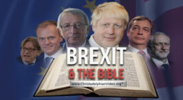 *New evidence!!* -Brexit and the Bible: An event that shook the world!