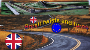 Boris Johnson 'seems' to loose control! Brexit twists and turns.