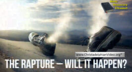 The Rapture: Will it Happen? What does the Bible actually teach?