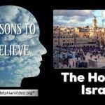 Stop and Think – Reasons to Believe… The Hope Of Israel