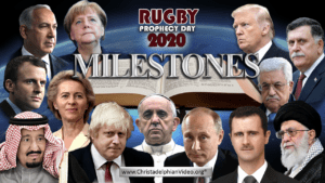 Rugby Bible Prophecy Day 2020 ' Gathering For Armageddon'