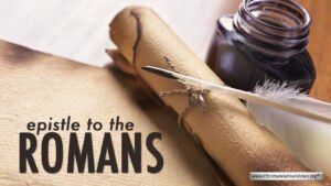 Epistle to the Romans: 5 Videos Study Series Rob Thiele