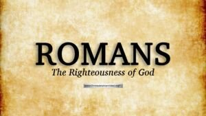Romans: 5 Video Bible Study Series