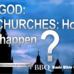 One Bible, Many Churches, HOW DID IT HAPPEN?