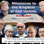 The world is in utter chaos! -Signs of the Times Prophecy Update (October 2019)