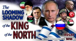 UK Prophecy Study 1-'The Looming shadow of the King of the North'