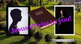 Jesus Christ In You!
