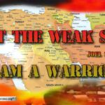 "Thought for November 20th. ""LET THE WEAK SAY … """
