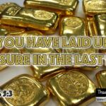"""Thought for December 10th. """"… TREASURE IN THE LAST DAYS"""