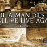 "Thought for December 12th. ""IF A MAN DIES, SHALL HE LIVE AGAIN"""