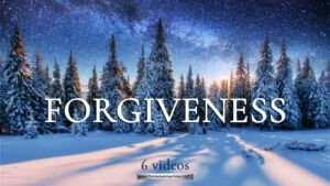 Forgiveness: 6 video Study Series