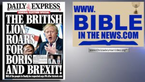 Bible in the News: Tarshish Getting Brexit Done