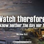 Bible In The News Update Jan 2019