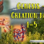Genesis: The Creation Days 1- 5