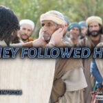 "Thought for January 18th. "" … AND FOLLOWED HIM"""