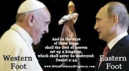 Bible Prophecy concerning the Papal Influence in the Last Days