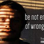 "Thought for January 20th. ""BE NOT ENVIOUS OF …"""