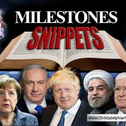 The Bible in 2019 – Prophesies the Future movements of Nations New Video