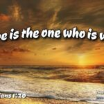 "Thought for February 20th. ""WHERE IS THE ONE WHO IS WISE?"""