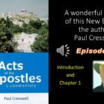 The Acts of the Apostles Commentary – A new audio book