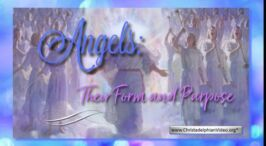 Angels:Their Form and Purpose