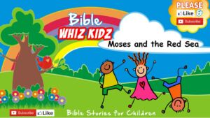 Bible Stories for Children - Wilderness Wanderings