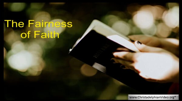 The Fairness of Faith - The Fairness of Faith...A home movie with a difference!