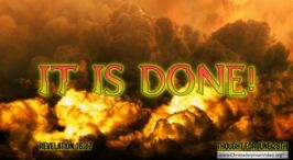 "Daily Readings & Thought for June 28th. ""IT IS DONE"""