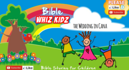 Lesson from the Bible for Children: The Wedding in Cana